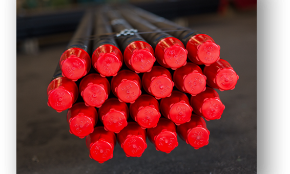 RC DRILL RODS